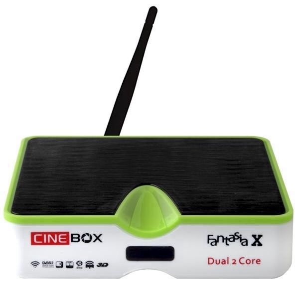 receptor cinebox fantasia x comprar