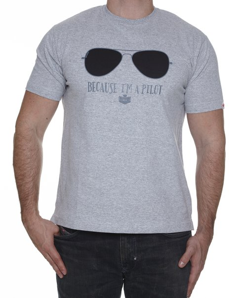 T-Shirt Aviator Sunglasses - Regular Fit