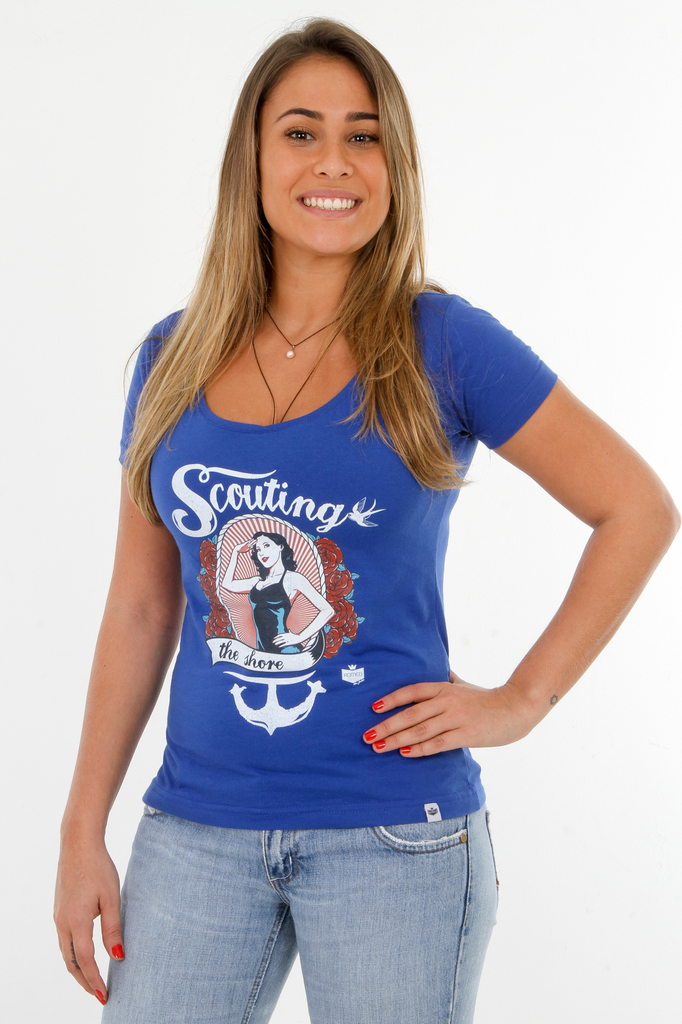 T-Shirt Scouting The Shore - comprar online