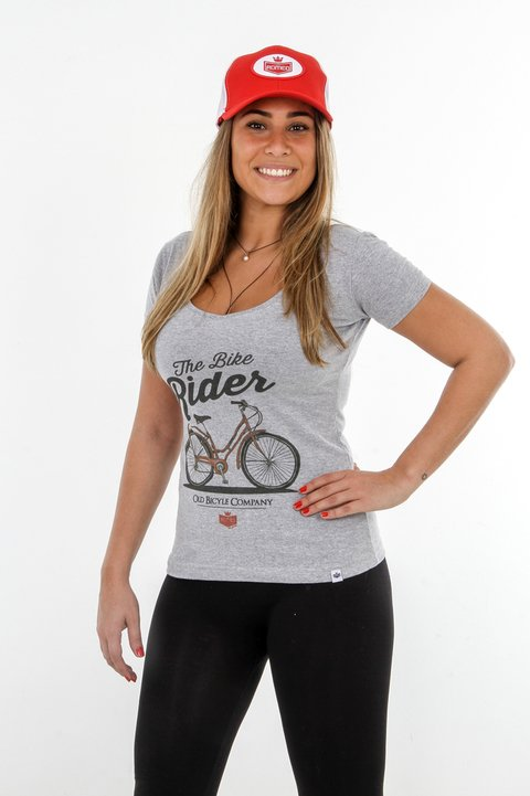 T-Shirt The Bike Rider na internet