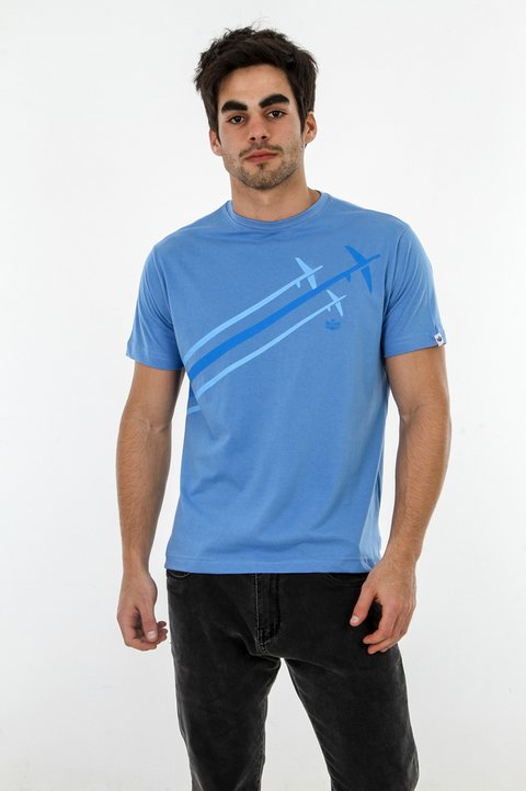 T-Shirt Planes - Regular Fit - comprar online