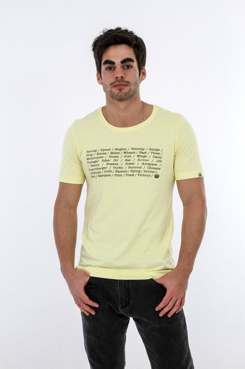T-shirt Romeo Words - Slim Fit na internet