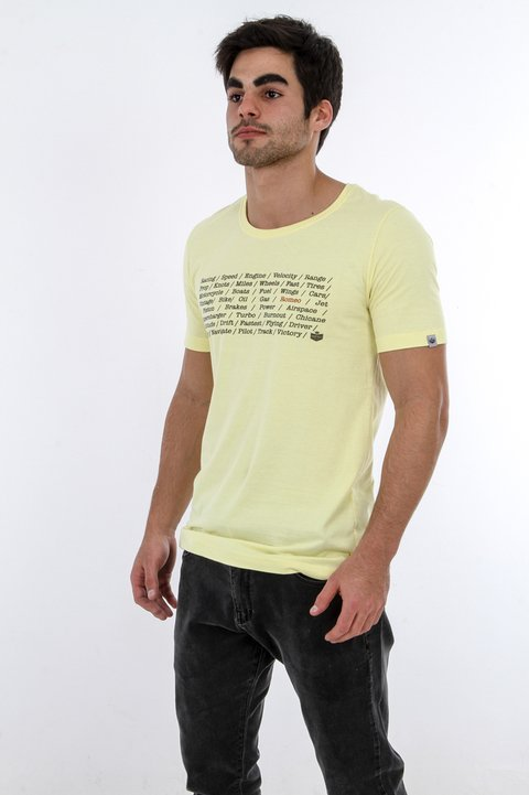 T-shirt Romeo Words - Slim Fit - Romeo Store
