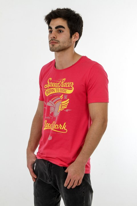 T-Shirt Speed Racer - Slim Fit - Romeo Store