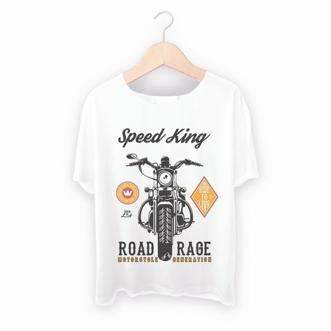 T-Shirt Speed King
