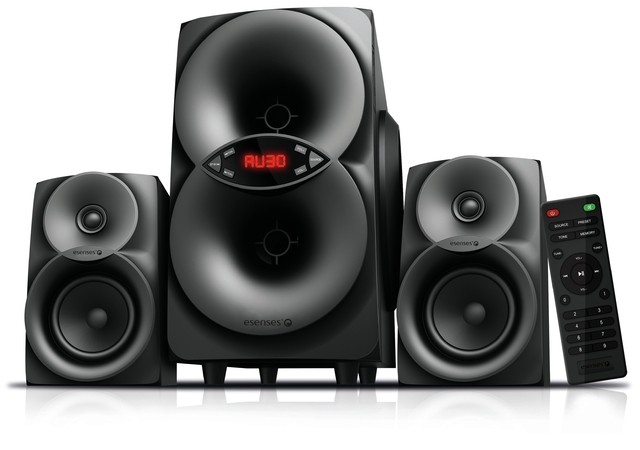 Parlantes Multimedia Bluetooth MS 2140