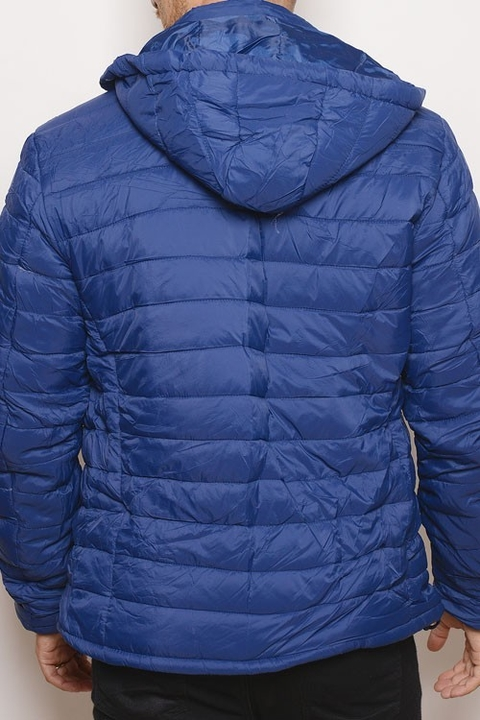 Campera Water Defense Uniqlo Marino - comprar online