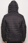 Campera Water Defense Uniqlo Negra en internet