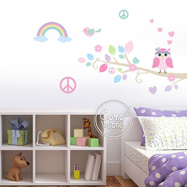1 Rama Buhos Wall Sticker