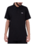Camiseta Polo Flip Odyssey Chest Preta