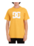 Camiseta DC Shoes Star Amarela Escuro