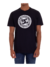Camiseta DC Shoes Circle Star Preta