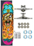 Skate Wood Light Completo Amador 8.0 Freak Show Beard Man