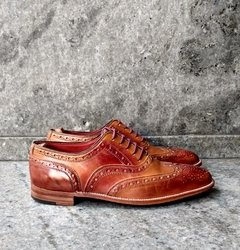 Patina Women Oxford Full Brogue - buy online