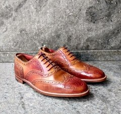 Patina Women Oxford Full Brogue