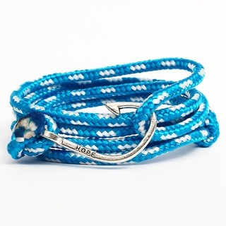 Pulseira Masculina Hope Water Paracord