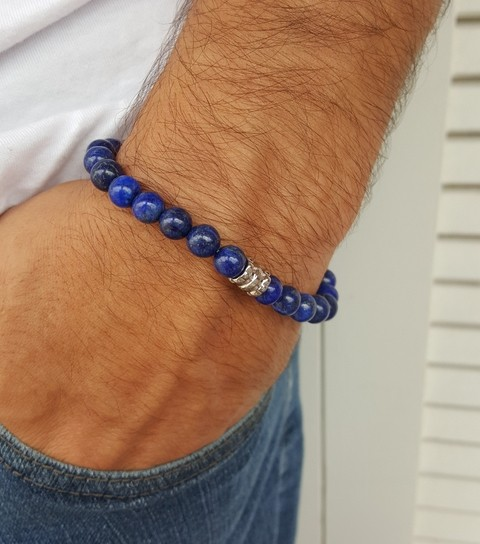 Pulseira Element Lapis-Lazúli
