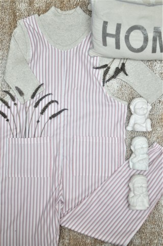 PIJAMA JUMPER Y REMERA MARSELLA - Guillermina Regalado