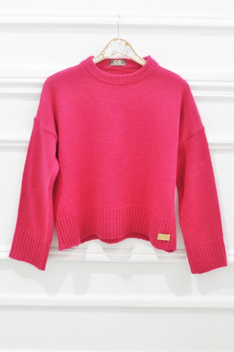 SWEATER TILIA FUCSIA