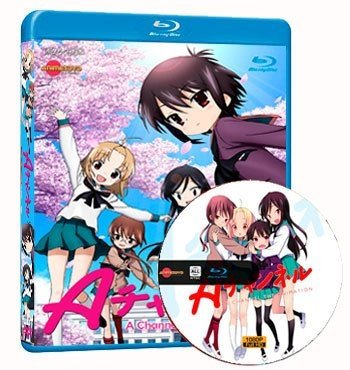 A-Channel cover dvd