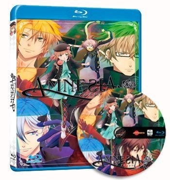 Amnesia cover dvd