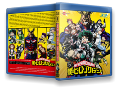 Boku no Hero Academia Season 1&2