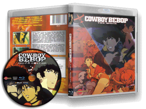 Cowboy Bebop Movie Cover