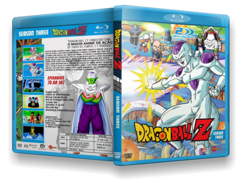 Dragon Ball Z - Box 3