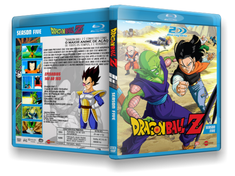 Dragon Ball Z - Box 5