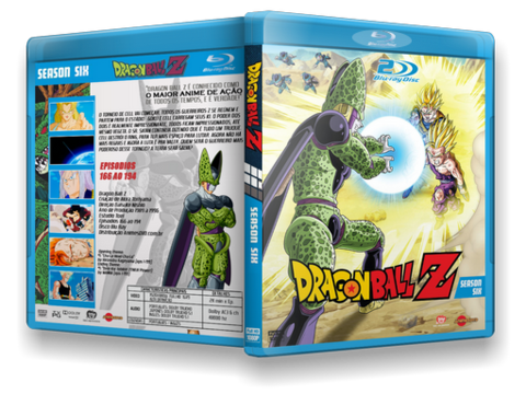 Dragon Ball Z - Box 6