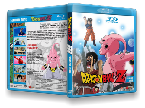 Dragon Ball Z - Box 9