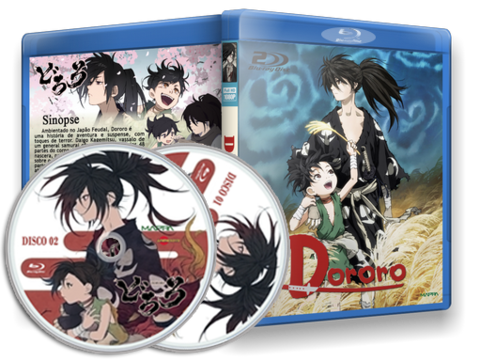 Dororo Blu-ray Cover