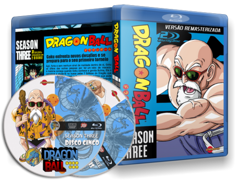 Dragon Ball - Box 3