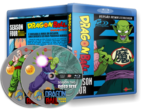 Dragon Ball - Box 4