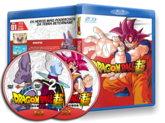 Dragon Ball Super (01-67) Dual Audio