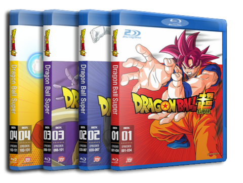 Dragon Ball Super Completo