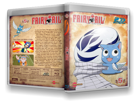 Fairy Tail Box 5