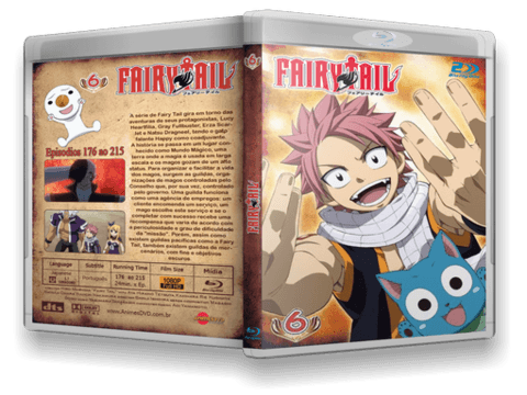 Fairy Tail Box 6 (TV 2)