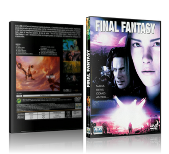 Final Fantasy: Spirit Whitin - comprar online