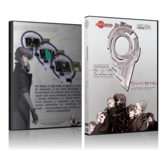 Ghost in the Shell SAC 2nd - comprar online