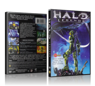 Halo Legends - comprar online