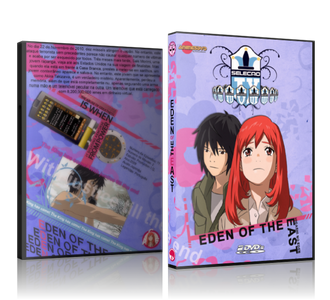 Higashi no Eden (Eden of the East) - comprar online