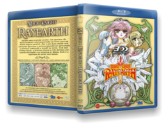 Magic Knight Rayearth Completo