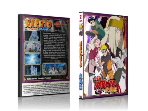 Naruto Shippuun Movie 1&2