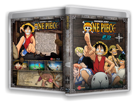 One Piece Box 1 - comprar online