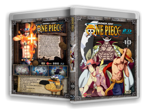 One Piece Box 10 - comprar online