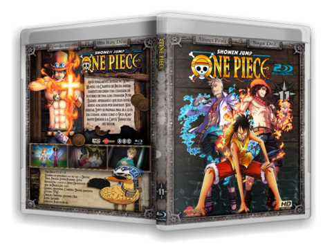 One Piece Box 11 - comprar online