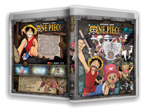One Piece Box 3 - comprar online