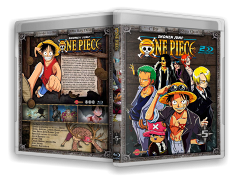 One Piece Box 5 - comprar online
