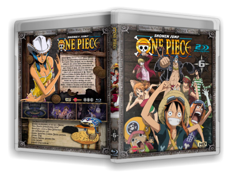 One Piece Box 6 - comprar online